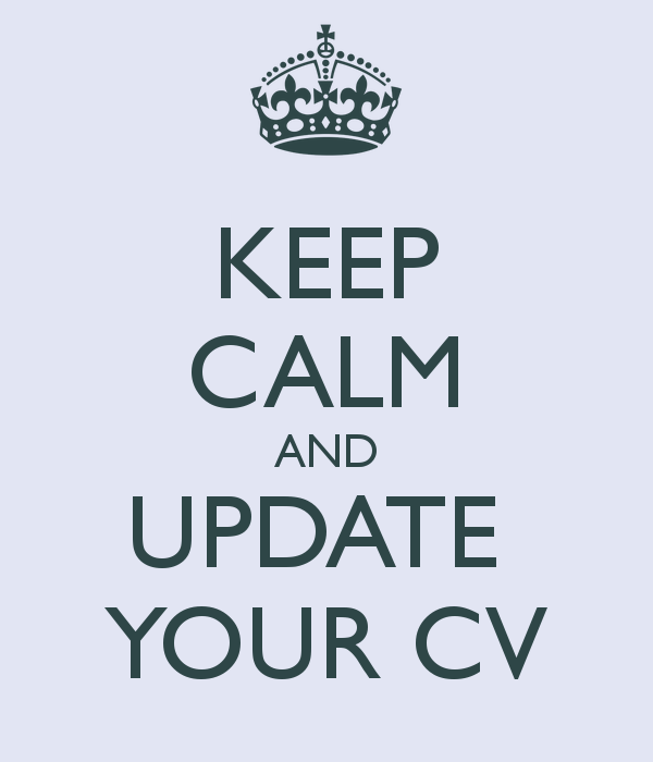 updating your cv lh recruitment north west recruitment specialists